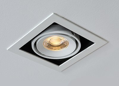 DL3012 LED Grille Downlight 10w
