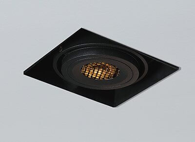DL3108 Trimless LED Grille Downlight