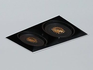 DL3115 20W Trimless LED Double Downlight