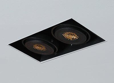 DL3115 Trimless LED Double Downlight