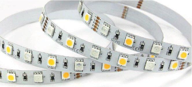 SMD5050 RGBW LED Flexible Strip Light
