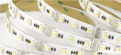 SMD5050 RGBWW LED Flexible Strip Light