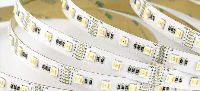 SMD5050 RGBWW LED Flexible Strip Light